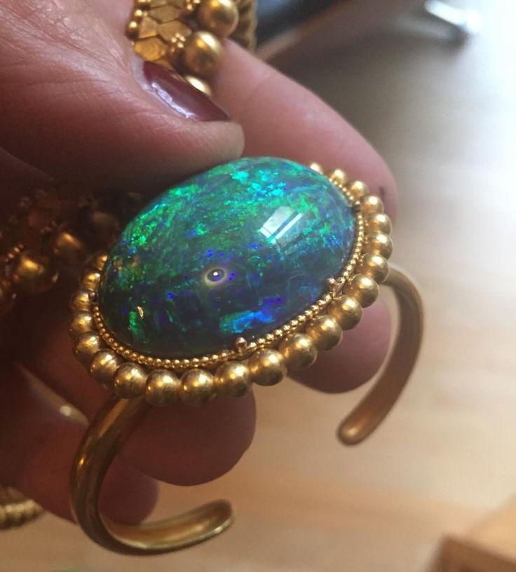 Victoire De Castellane • Opal Bracelet