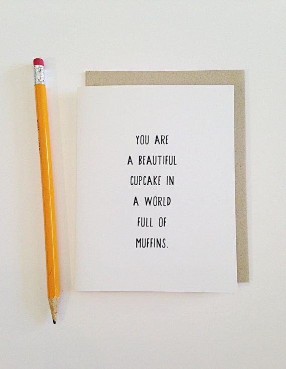 For the sweetest one of all. | 25 Valentines To Give To Your Best Pal