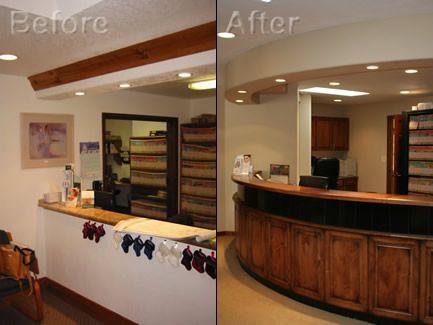 medical office reception design ideas ophthalmology google search - Medical Office Design Ideas