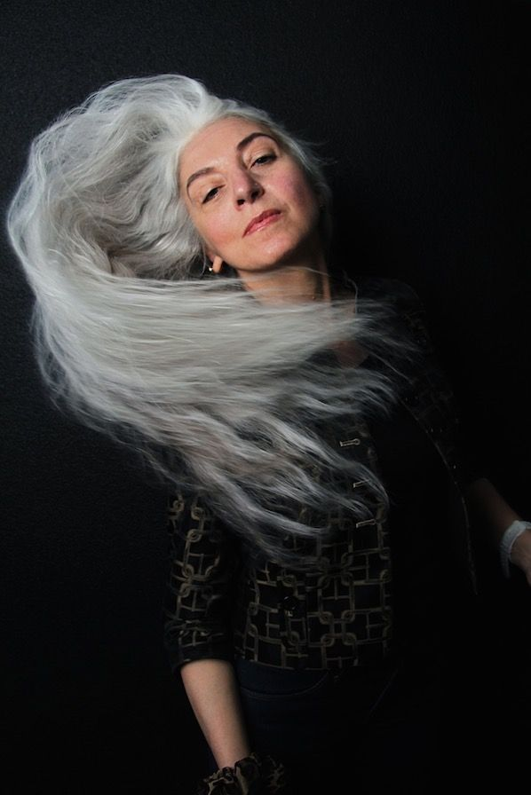 "The latest positive body image awareness involves something old (or young), something grey and something natural. The ""silver movement"" is the best news for women's hair since the invention of scissors."