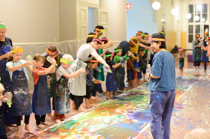 Thank you all who joined the workshop today! The event was part of the Helsinki Design Week's children's weekend. Thank you also to the staff at Annantalo children's art center for letting us use the...