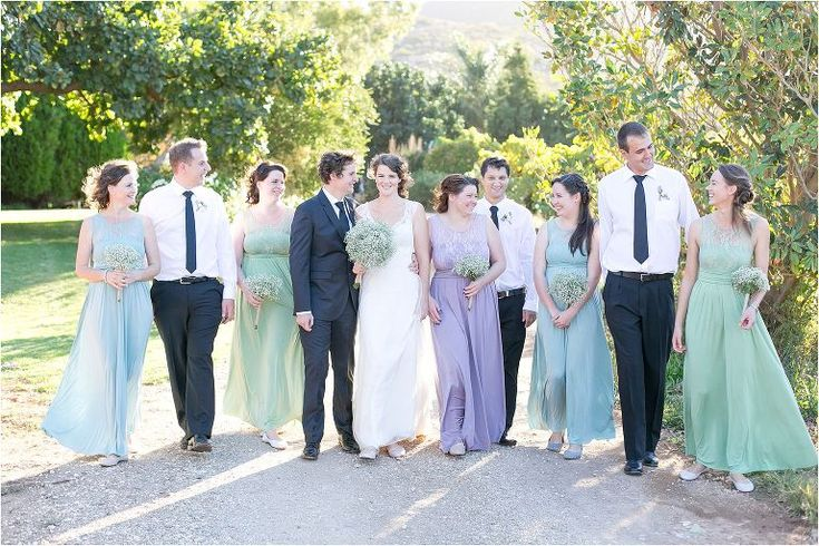Leigh & Vernon | Wedding | Wolfkloof Wine Estate | Robertson