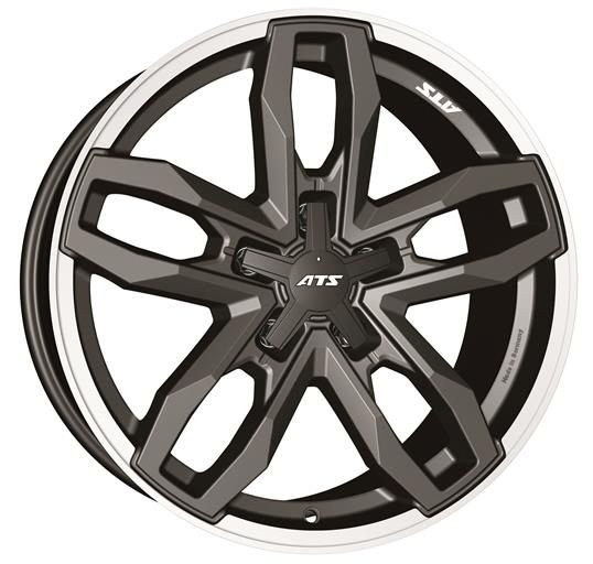 ATS TEMPERAMENT BLIZZARD GREY POLISHED LIP alloy wheels #alloy #wheels #ATS # TEMPERAMENT http://turrifftyres.co.uk/media/images/alloy_wheels/ATS/ats_temperament.jpg