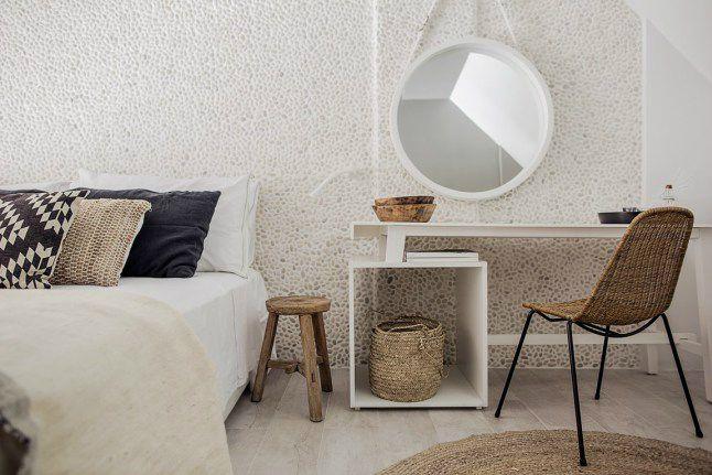 bohemian hotel design on greek island of Rhodes 11