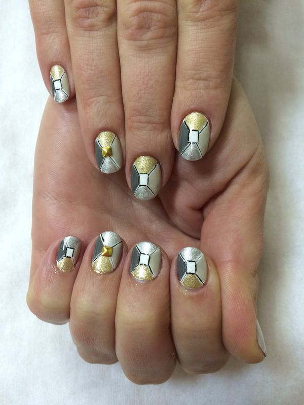 49 best Everyday (but Fancy!) Nails images on Pinterest   Fancy ...