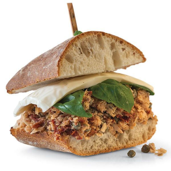 292 best sandwiches images on pinterest easy food for Best tuna fish sandwich