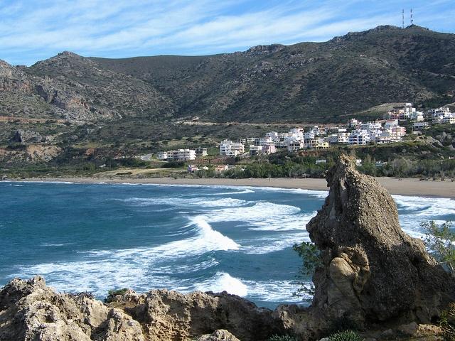 Paleochora, Crete, Greece ....