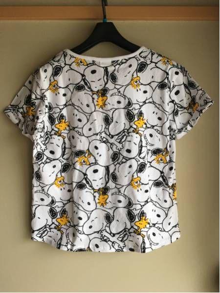 【新品未使用】しまむら スヌーピー Tシャツ ユニバ USJ 150 S M_画像2