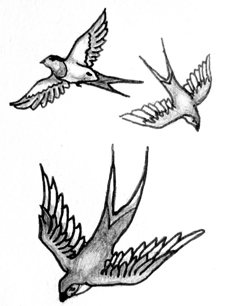 1000  ideas about 3 birds tattoo on pinterest