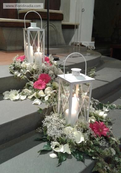 Ben noto Oltre 25 fantastiche idee su Addobbi floreali matrimonio su  SC52