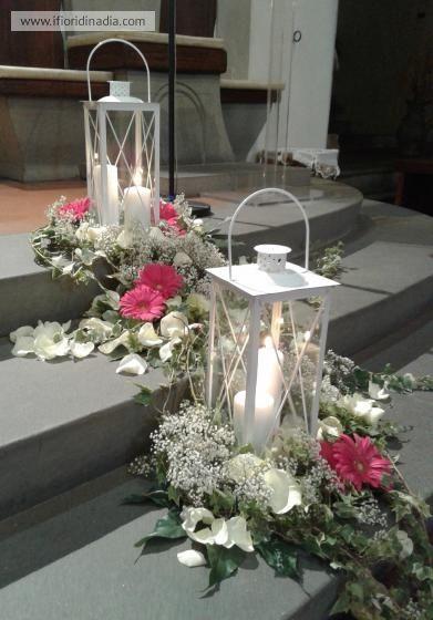 addobbi floreali per matrimoni e cerimonie - Firenze - Toscana - Scandicci - Lastra a Signa