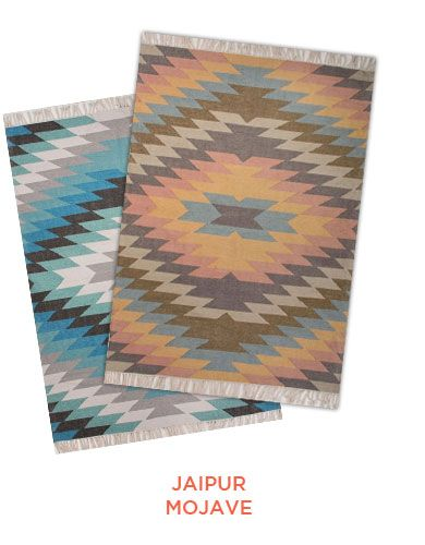 Rug Trend: Kilim Inspired | Rugs Direct + Becki Owens