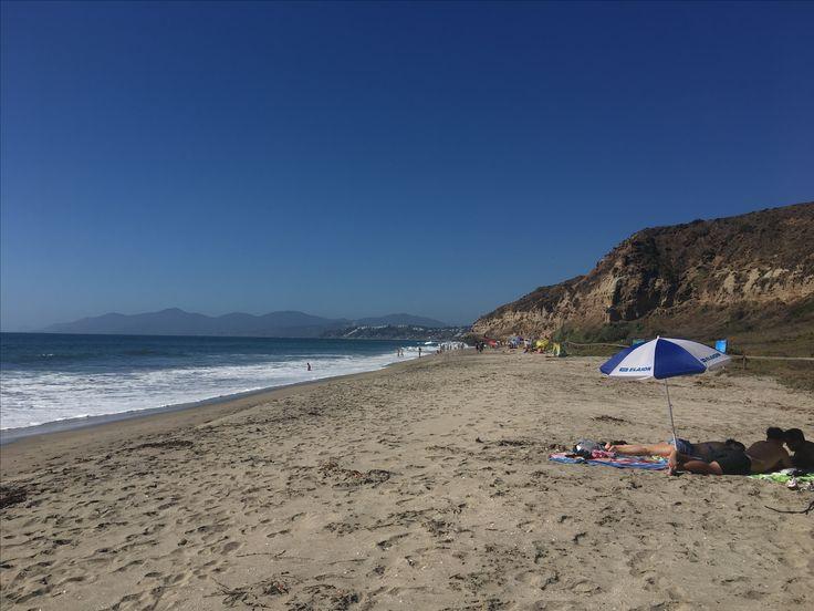 Playa Luna Costa región de Valparaíso Chile