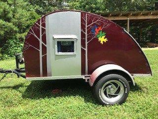 1947 Teardrop Camper For Sale