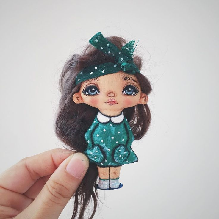 cute doll face