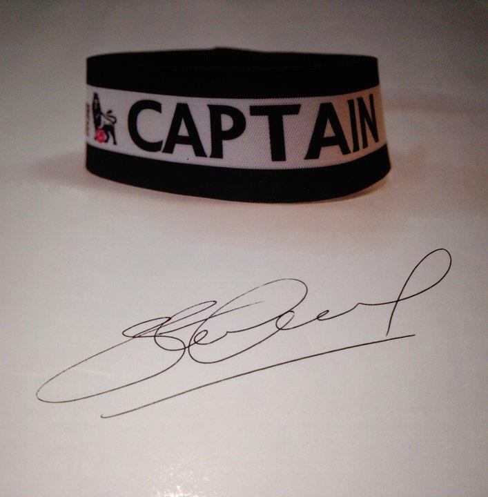 Captain Steven Gerrard #lfc #ynwa #StevieG