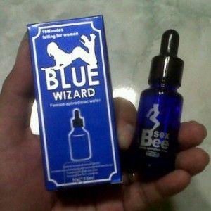 Jual Obat Perangsang Wanita Alami Herbal Blue Wizard Perangsang wanita ini berasal dari jerman, terbuat dari rempah rempah pilihan, yang mengandung bahan yang berkhasiat untuk menambah gairah seksualitas seorang wanita.
