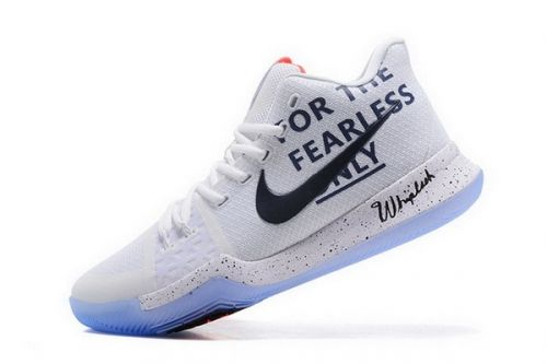 Newest Mens Nike Kyrie 3 For The Fearless Only Basketball Shoes ... 7014d153c