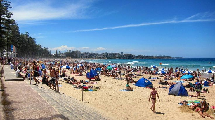 #OldPhotos #AtTheBeach #ManlyBeach #Manly #Sydney #NewSouthWales #Australia #Y2011