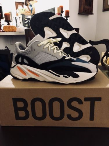 f79cd28e81c Details about Adidas Yeezy Boost 700 Mauve WAVE RUNNER Authentic ...