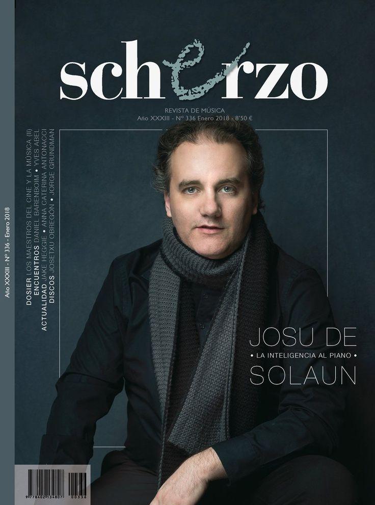 Scherzo, revista de música. Año XXXIII, n. 336 (enero 2018)