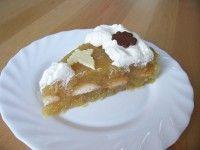 Jablečný dort (nepečený)