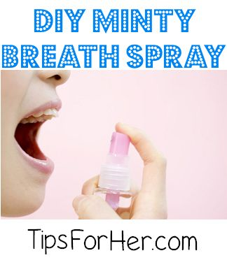 how to keep mouth smelling fresh