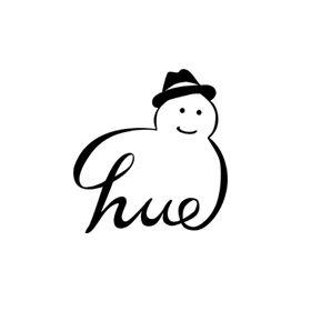 ヒューのロゴ:ヒューの人で… | ロゴストック