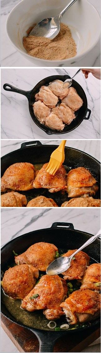 Easy Asian Dry Rub Chicken recipe by the Woks of Life