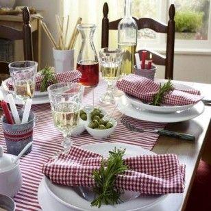 7 besten italienische tischdeko bilder auf pinterest italienische party italienischer abend. Black Bedroom Furniture Sets. Home Design Ideas