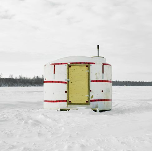 1000 Images About Ice Fishing Shacks On Pinterest Ice