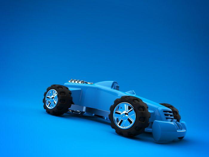 RP Auto Test by Simon Williamson at Coroflot.com
