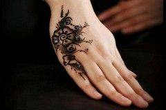 Best Arabic Mehndi Designs 2015 For Hands