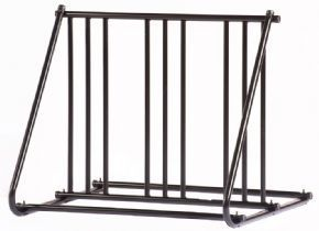 Saris Mighty Mite 6 Bike Parking Rack The perfect bike storage unit for a whole family of bikes at home and business………..Parks up to 6 bikesPerfect for home and small businessesAssembles in minutesSolid and stableSpace efficient compact d http://www.MightGet.com/april-2017-1/saris-mighty-mite-6-bike-parking-rack.asp