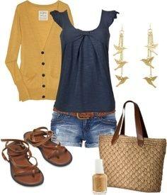 Best 25  Navy blue shorts ideas on Pinterest | Blue shorts, Sailor ...