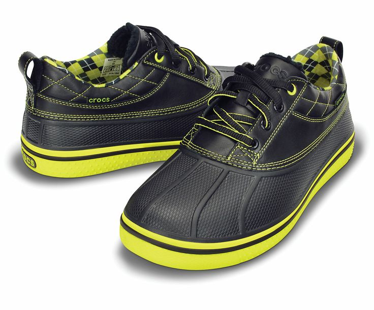Men's AllCast Duck Golf Shoe   Golfschoenen voor heren   Officiële Crocs website