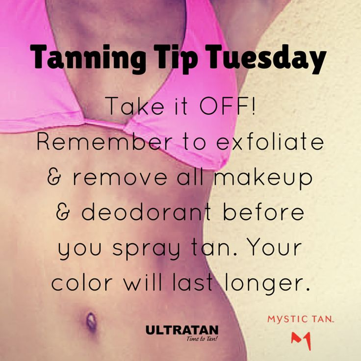 Tanning Tip Tuesday #ultratan