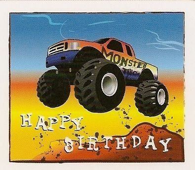 Birthday Monster Truck  Edible Image Cake Topper >>> Check out this great product.(This is an Amazon affiliate link and I receive a commission for the sales)