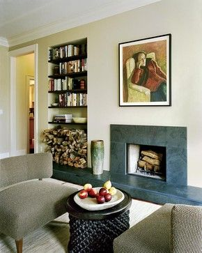 Noe Valley Interior - contemporary - Living Room - San Francisco - Mobley Bloomfield