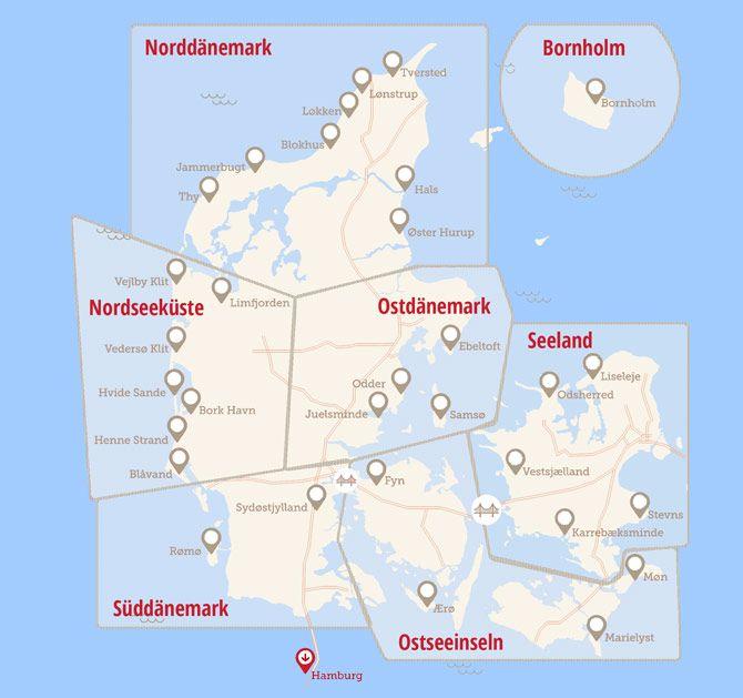 Ferien Bild Von Hasen Auf Danemark In 2020 Ferienhaus