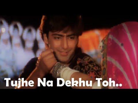 Tujhe Na Dekhu Toh Chain Mujhe Aata Nahi Hai - Rang | Kumar
