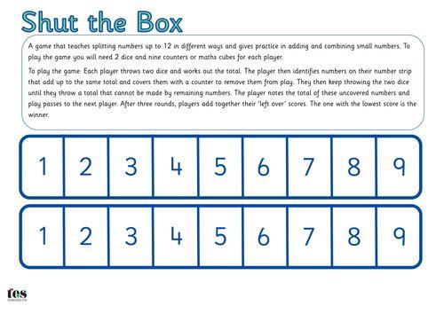 Shut the Box.pdf