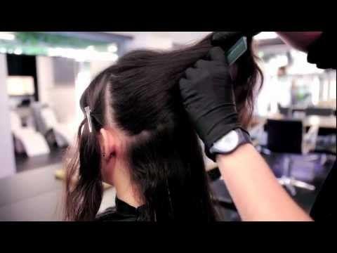 Mechas Californianas para morenas by Fran Alemany - Art Lab - YouTube