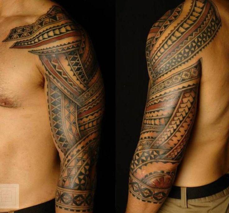 tatuaże dla mężczyzn na ramiona