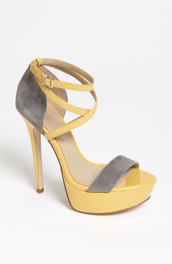 1000  images about Wedding shoes on Pinterest | Yellow heels
