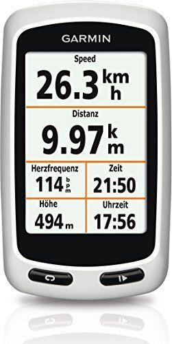 Garmin Edge Touring Plus - Compteur GPS pour Vélo - Blanc...…
