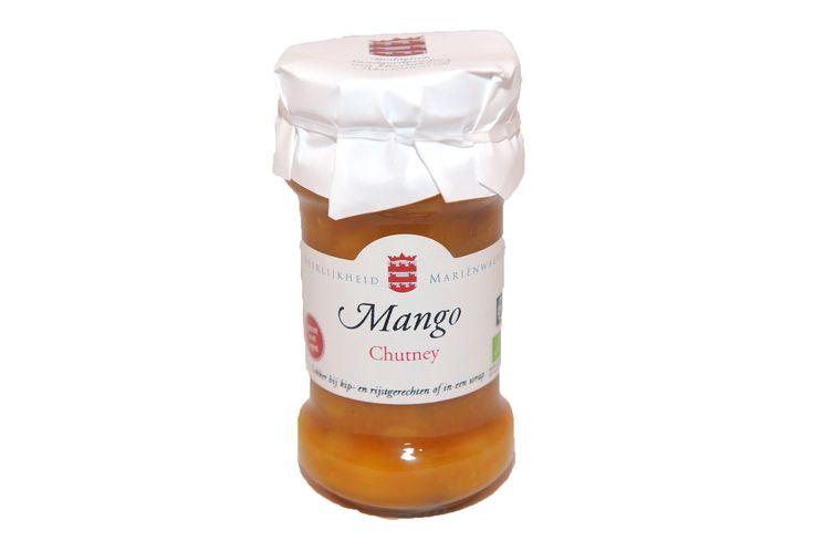 Proef onze heerlijke nieuwe Mango Chutney zonder toegevoegde geraffineerde suikers!