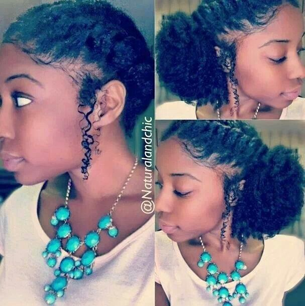 Swell 1000 Images About Teens And Tweens Braids And Natural Styles On Short Hairstyles Gunalazisus