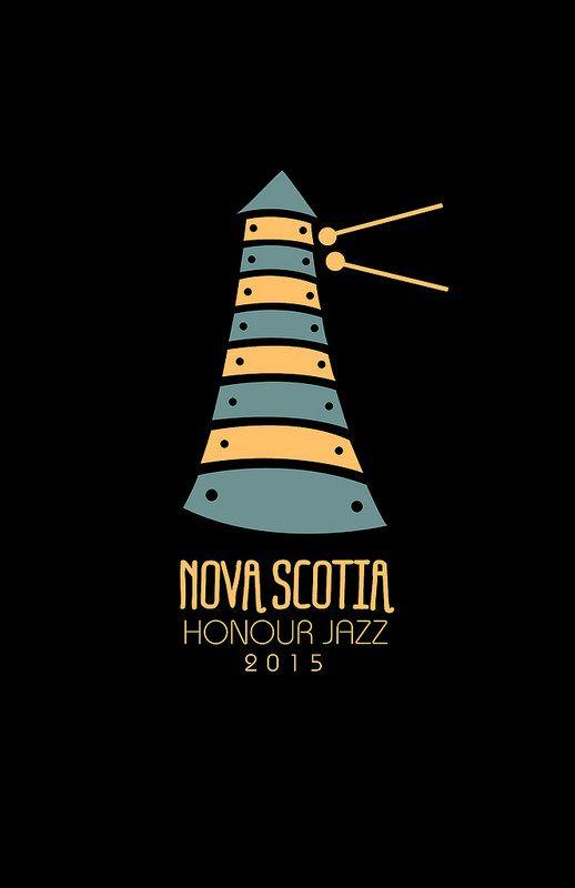 Nova Scotia Honour Jazz Logo