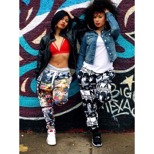 Thugave NitaChantelle _Iamdoll Model Clothing Dope Pretty Girl Swag Urban Streetwear Fashion Style Trend Squad Shxt